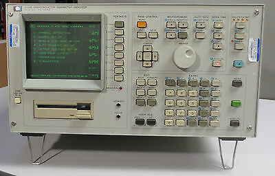 HP 4145B Semiconductor Parameter Analyzer