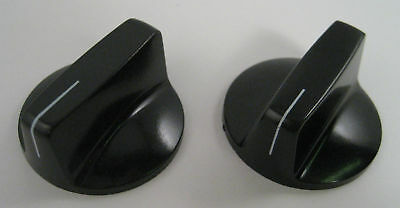 "1-1/2"" Dia. Radio and Equipment Knob : 2-Pcs"