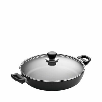 NEW Scanpan Classic Covered Chef Pan 32cm (RRP $369)