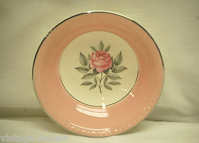 Vintage Fruit Dessert Sauce Bowl Norway Rose Cunningham & Pickett Alliance Ohio