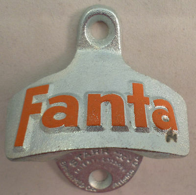 Fanta Starr X Stationary Bottle Opener By Brown Mfg. Co.
