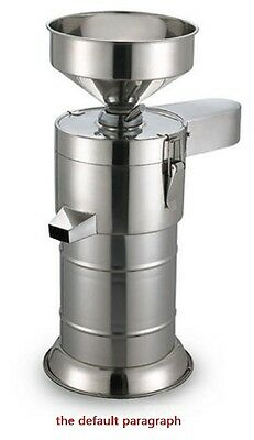 Commercial 35kg/h Healthy Nutrition Soymilk Maker Commercial Soymilk Maker