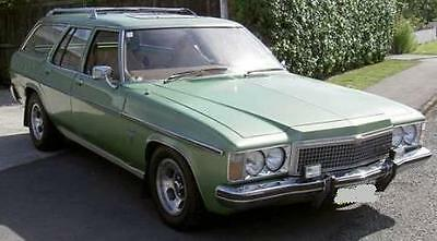 Rubber Kit to suit HQ-HJ-HX-HZ Holden Wagon