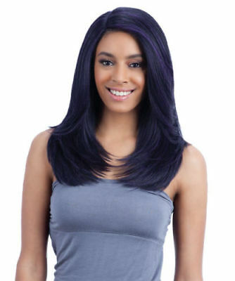 Jannie - Freetress Equal Lace Front Deep Invisible L Part Synthetic Wig