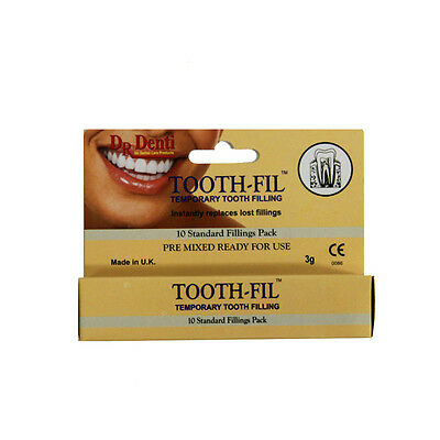 Dr. Denti Tooth-fil Temporary Tooth Filling