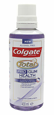 Colgate Total Pro Gum Health Mouthrinse 400ml
