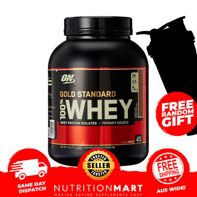 ON GOLD STANDARD 100% WHEY PROTEIN 3.3lb / 1.5kg - OPTIMUM NUTRITION