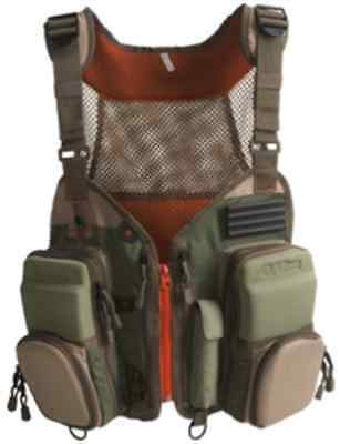Allen Deschutes River Mag Fly Fishing / Wading Chest Vest Pack NEW
