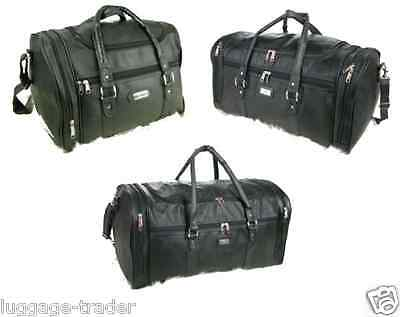 Business Sports Gym Travel Ryanair Holdall Airline Leather Carry Cabin Bag Work