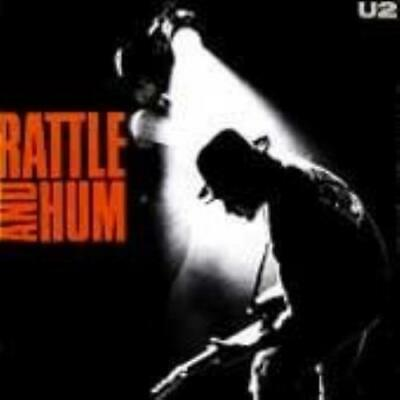 U2 : Rattle And Hum CD Value Guaranteed from eBay's biggest seller!