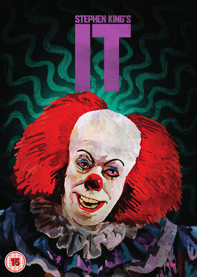 Stephen King's It DVD (2006) Harry Anderson ***NEW***