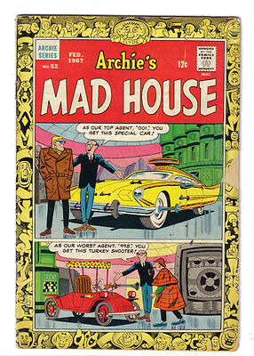 Archie's MADHOUSE #52