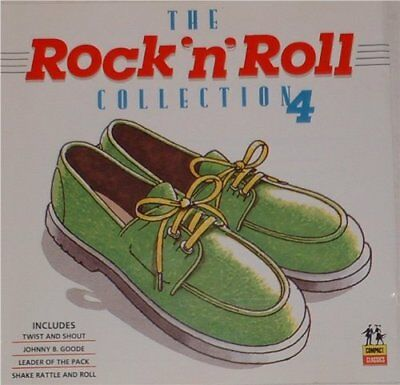 Various - the Rock N Roll Collection 4 CD