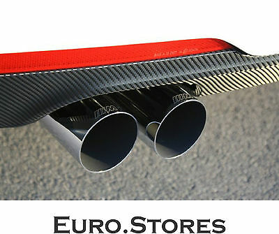 BMW 3 Series F30 F31 M Performance End Pipe Cover Exhaust Cover Genuine NEW