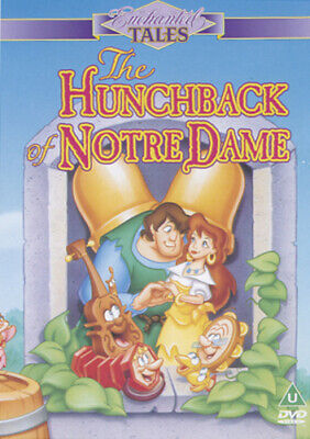 Enchanted Tales: The Hunchback of Notre Dame DVD (2002) cert U Amazing Value