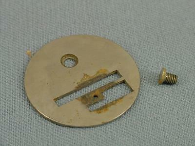 Singer 27 Part (1902) – 8323 Throat Plate