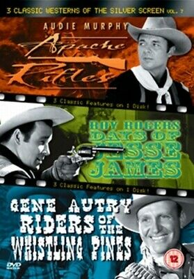 3 Classic Westerns of the Silver Screen: Volume 7 DVD (2006) Audie Murphy