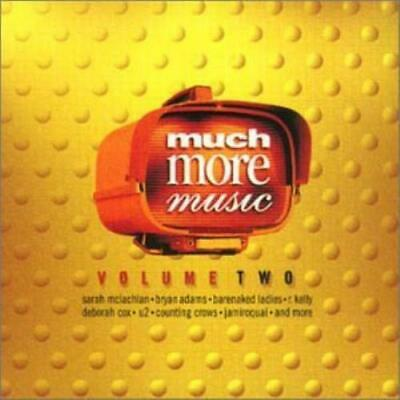Various : Much More Music V.2 (can) CD