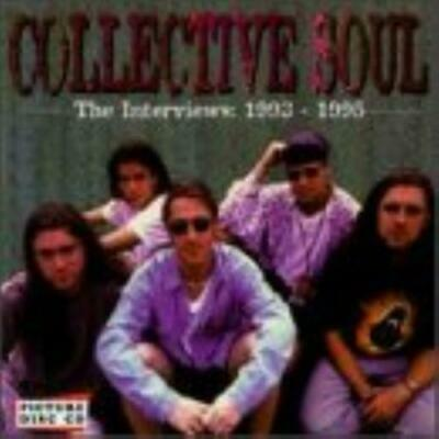 Collective Soul : Interview CD Value Guaranteed from eBay's biggest seller!