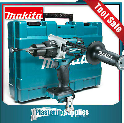 Makita 18V LXT Li-Ion Cordless Brushless Driver Drill XPH07 + Mutil-Level Case