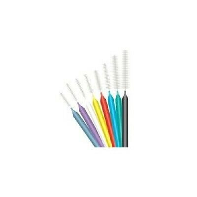 Piksters Interdental Brushes Pack of 10 (0.35mm to 1.10mm)