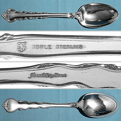 Peachtree Manor by Towle Sterling Silver Martini Spoon HHWS  Custom Made