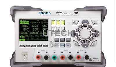 NEW Rigol DP832 3 outputs Programmable DC Power Supply 195W <350 uVrms/2mVpp 3CH