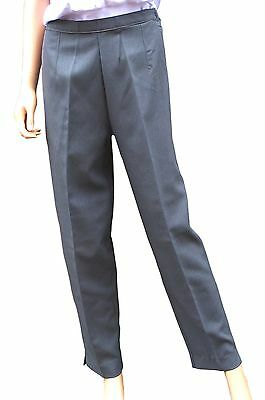 """CATHEDRAL Trousers Ladies Grey Bowling Size 12 - 28 IL 27"""" 29"""" 31"""" Ex Display"""