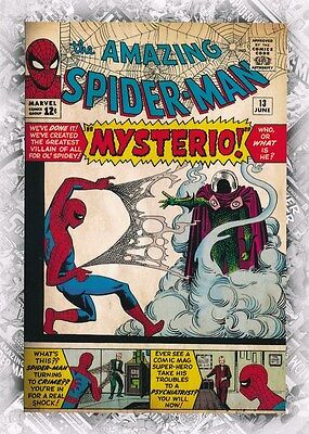 THE AMAZING SPIDER-MAN #13 COVER B-23 2011 Upper Deck Marvel Beginnings I CARD