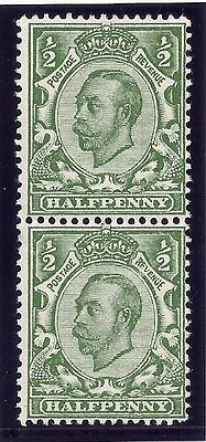 sg340a Spec N4(6) ½d Yellow-Green Downey Head die 2 No Cross UNMOUNTED MINT/MNH