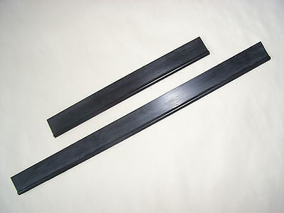 KARCHER WV2, WV5  Window Vac Replacement Squeegee Rubber, 280mm & 170mm - NEW