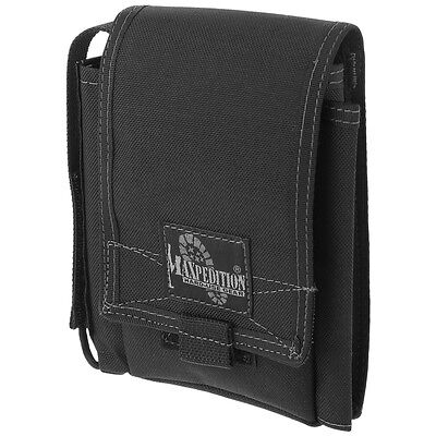 Maxpedition TC-10 Tactical Pouch Security Waist Pack MOLLE Tool Organizer Black