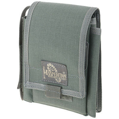 Maxpedition TC-10 Combat Utility Pouch Phone Waist Belt Pack MOLLE Foliage Green