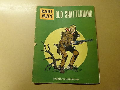 STRIP / KARL MAY 1: OLD SHATTERHAND | 1ste druk