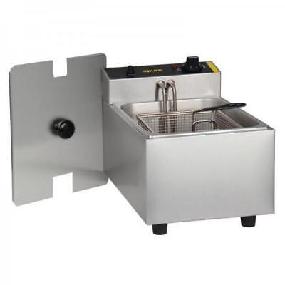 Benchtop Deep Fryer, Single Vat, Chips & Fries, Commercial Quality, 5 Litre