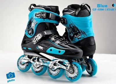 NEW QUALITY JINFENG S500 Roller Blades Inline Skates Size 40 Men5.5-6 Women6.5-7