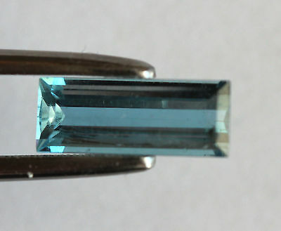 2,14 ct Aigue Marine de Santa Maria Brésil - Top Qualité AAAA