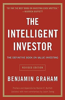 The Intelligent Investor: The Definitive Book by Benjamin Graham (Paperback) CXX