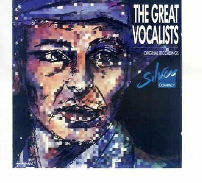 ENTERTAINER/VOCALISTS Compilation : The Great Vocalists CD Fast and FREE P & P
