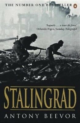 Stalingrad, Beevor, Antony Paperback Book The Cheap Fast Free Post