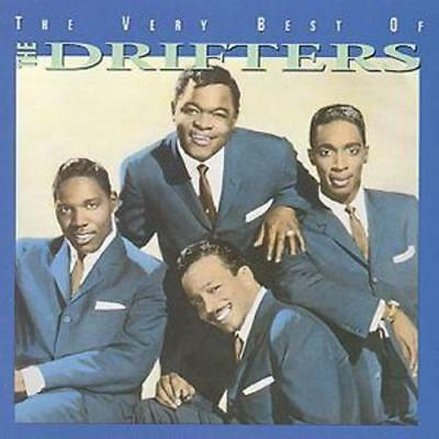 The Drifters : The Very Best of the Drifters CD (1993) ***NEW***