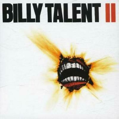Billy Talent : Billy Talent Ii CD (2006) ***NEW*** FREE Shipping, Save £s