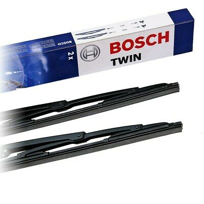 Original Bosch Twin Scheibenwischer Suzuki Alto 2 86-93 Super Carry 85-99 Swift