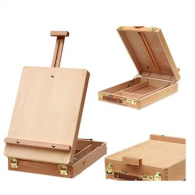 Fillet Portable Case Box Easel Painting Hardware Accessories Multifunctional