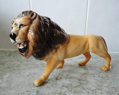 Very Nice Large Collectable Beswick Lion