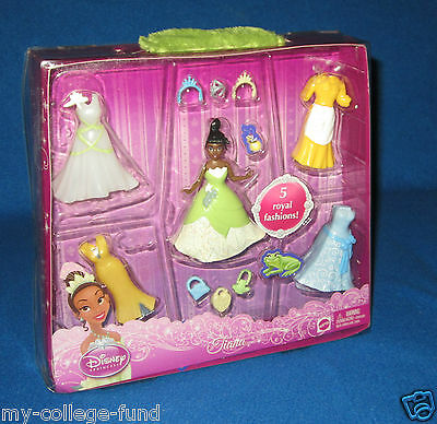 Disney Princess Favorite Moments Royal fashionsTiana Set NEW