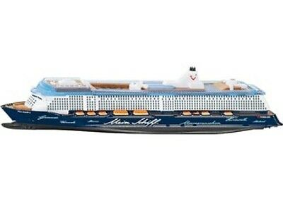 Siku - My Ship 3 - 1:1400 Scale Mein Schiff cruise ship NEW Toy Model # 1724