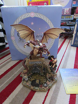 Large Tudor Mint Limited Edition Spellbound R005 Antrum - The Dragons Liar