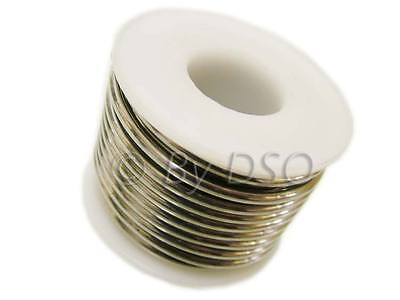 250g Reel of Fluxed Solder Electronic Electrical Fixing Hobby Radio Hi Fi PCB