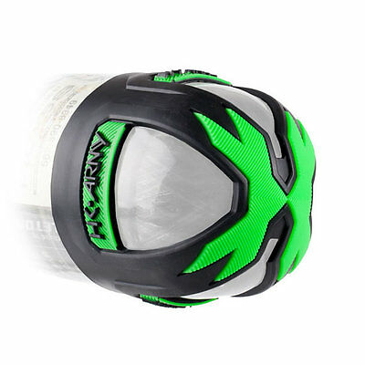 HK Army Vice Tank Grip 2.0 - Black / Neon Green - Paintball